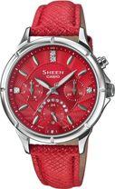 Dámske hodinky CASIO SHE 3047L-4A SHEEN + Darček na výber