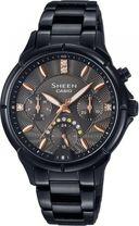Dámske hodinky CASIO SHE 3047B-1A SHEEN + Darček na výber