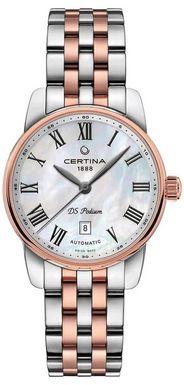 Dámske hodinky CERTINA C001.007.22.113.00 DS Podium Lady Automatic