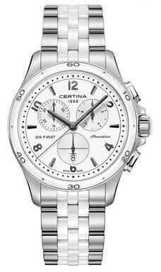 Dámske hodinky Certina C030.217.11.017.00 DS First Lady Chronograph + darček na výber