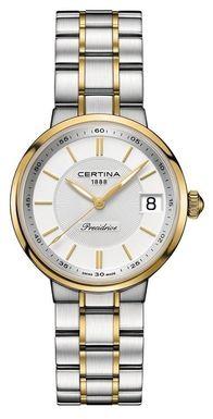 Dámske hodinky Certina C031.210.22.031.00 DS Stella + darček na výber