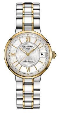 Dámske hodinky Certina C031.210.22.116.00 DS Stella + darček na výber