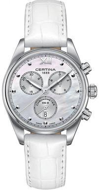 Dámske hodinky CERTINA C033.234.16.118.00 DS 8 Lady Chronograph COSC.