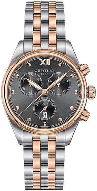 Dámske hodinky CERTINA C033.234.22.088.00 DS 8 Lady Chronograph COSC.