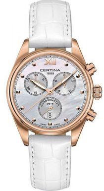 Dámske hodinky CERTINA C033.234.36.118.00 DS 8 Lady Chronograph COSC.