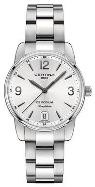Dámske hodinky Certina C034.210.11.037.00 DS Podium Lady Precidrive + darček na výber