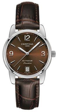 Dámske hodinky Certina C034.210.16.297.00 DS Podium Lady Precidrive + darček na výber