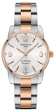 Dámske hodinky Certina C034.210.22.037.00 DS Podium Lady Precidrive + darček na výber