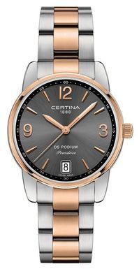 Dámske hodinky Certina C034.210.22.087.00 DS Podium Lady Precidrive + darček na výber