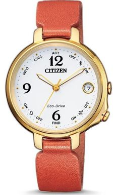 Dámske hodinky CITIZEN EE4012-10A Bluetooth