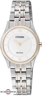 Dámske hodinky CITIZEN EG3225-54A Eco-Drive Stilleto + Darček na výber