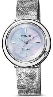 Dámske hodinky CITIZEN EM0640-82D Eco-Drive, Diamond