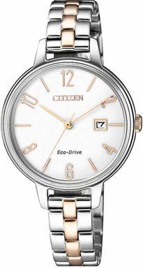 Dámske hodinky CITIZEN EW2446-81A PLATFORM Eco-Drive