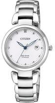 Dámske hodinky CITIZEN EW2500-88A SuperTitanium + darček