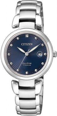 Dámske hodinky CITIZEN EW2500-88L Super Titanium