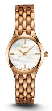 Dámske hodinky DOXA 254.95.051.17 Chic + darček na výber