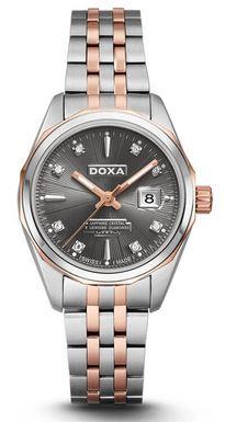 Dámske hodinky DOXA D176RGY Nobel + darček