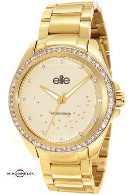 Dámske hodinky ELITE E5353,4G-102 + darček na výber