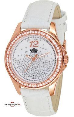 Dámske hodinky ELITE E5424,2G-801 Fashion Models