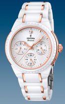 Dámske hodinky Festina Ceramic 16699/5 s multifunkčným dátumom