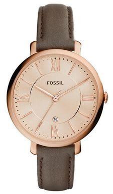 Dámske hodinky FOSSIL ES3707 Jacqueline