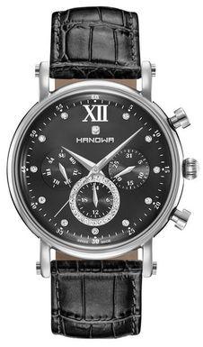 Dámske hodinky Hanowa Swiss Made 6080.04.007 Tabea