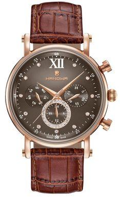 Dámske hodinky Hanowa Swiss Made 6080.09.005 Tabea