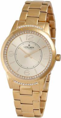 Dámske hodinky LEN.NOX LC L402G-9 Women Stones