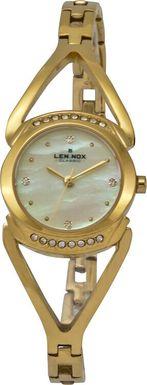 Dámske hodinky LEN.NOX LC L406G-9 Women Stones + darček na výber