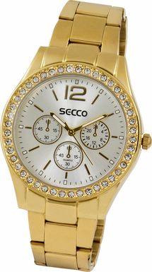 Dámske hodinky SECCO S A5021,4-134 Fashion