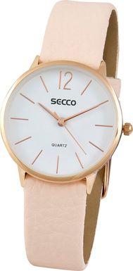 Dámske hodinky SECCO S A5023,2-531 Fashion