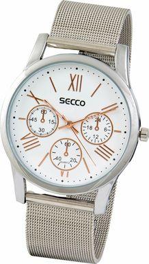 Dámske hodinky SECCO S A5039,3-221 Fashion