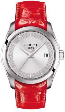 Dámske hodinky TISSOT T035.210.16.031.01 COUTURIER QUARTZ LADY
