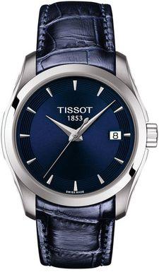 Dámske hodinky TISSOT T035.210.16.041.00 COUTURIER QUARTZ LADY