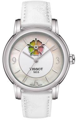 Dámske hodinky TISSOT T050.207.17.117.05 Lady Heart Powermatic 80