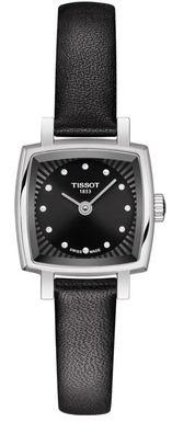 Dámske hodinky TISSOT T058.109.16.056.00 LOVELY SQUARE Diamant