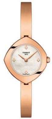 Dámske hodinky TISSOT T113.109.33.116.00 FEMINI-T Diamant