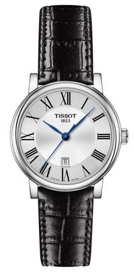 Dámske hodinky TISSOT T122.210.16.033.00 CARSON PREMIUM LADY