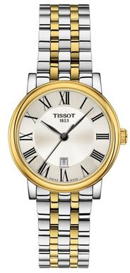 Dámske hodinky TISSOT T122.210.22.033.00 CARSON PREMIUM LADY