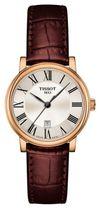 Dámske hodinky TISSOT T122.210.36.033.00 CARSON PREMIUM LADY