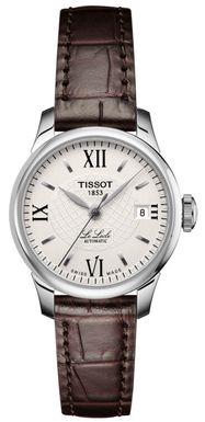 Dámske hodinky TISSOT T41.1.113.77 LE LOCLE AUTOMATIC LADY