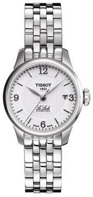 Dámske hodinky TISSOT T41.1.183.34 LE LOCLE AUTOMATIC LADY