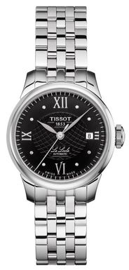 Dámske hodinky TISSOT T41.1.183.56 LE LOCLE AUTOMATIC LADY