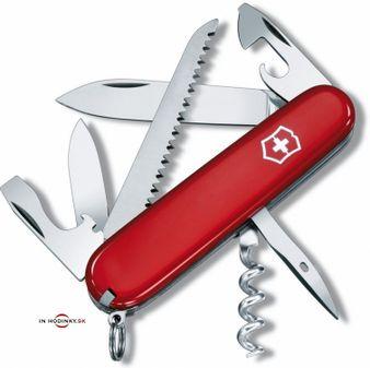DARČEK v hodnote 24 €, k VYBRANÝM MODELOM HODINIEK - VICTORINOX Swiss Army knife CAMPER