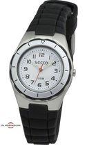 Detské hodinky SECCO S DPV-008 s analógovým časom