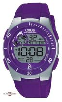 Detské / Teenage digitálne hodinky LORUS R2381KX9 + darček