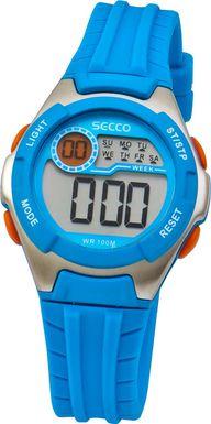 Detské / Teenage športové hodinky SECCO S DIN-002