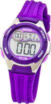 Detské / Teenage športové hodinky SECCO S DIN-005