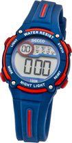 Detské / Teenage športové hodinky SECCO S DIP-006