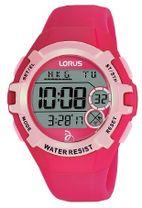 Digitálne hodinky LORUS R2397LX9 Novak Djokovic